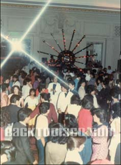Massive crowds at the Casa when Pegasus played. Mobile DJ Pegasus was the prominent sound and lights system of the late 70s and early 80 in theLos Angeles area.